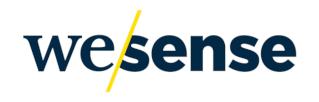 Client VSActivity : WeSense